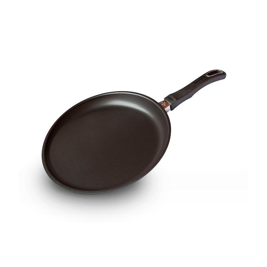 Сковорода индукционная блинная 28 см Gastrolux, со съемной ручкой